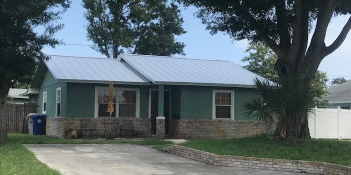 Auction Home Exterior