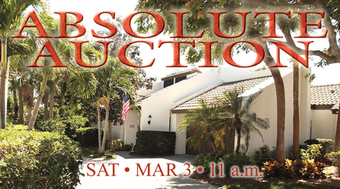 Beachside Home Auction