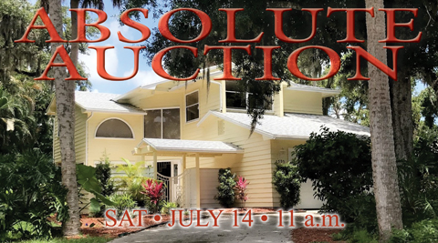 Country Club Area ~ Absolute Auction