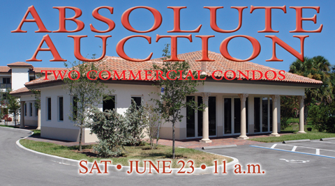 Commercial Condo Auction