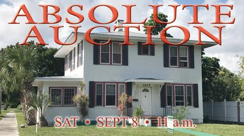 Vintage Home Auction