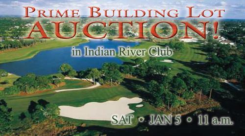 River Side Lot Auction