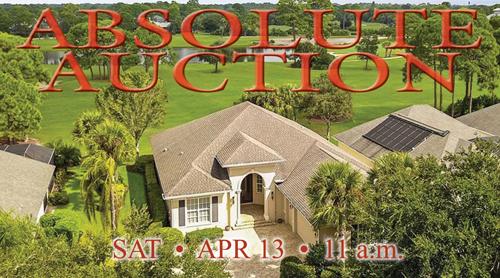 Beach Side Home Auction