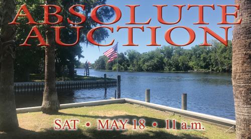 Water Oak Home Auction