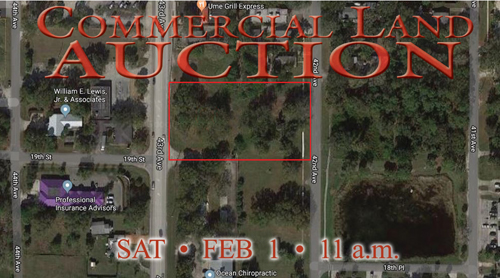 Commercial Land Auction