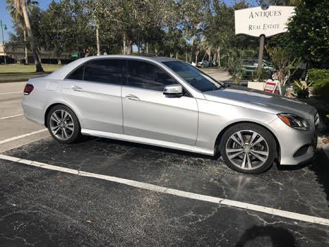 Mercedes Benz auction